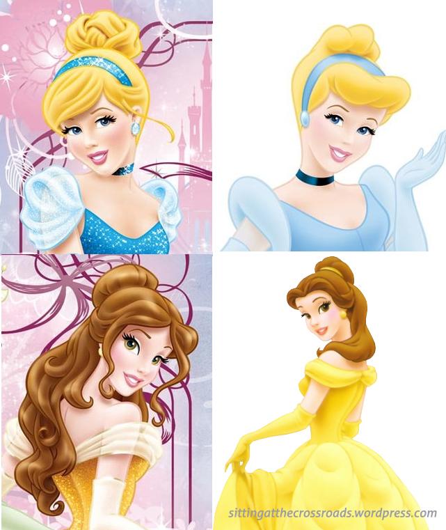 Disney Princess Karen K Lee