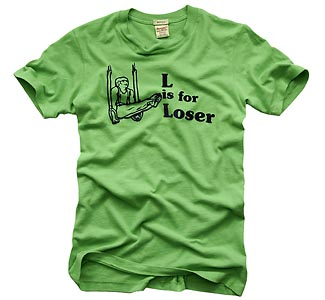 l for loser