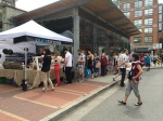 purebread at Yaletown's Farmer Market. Believe the hype.