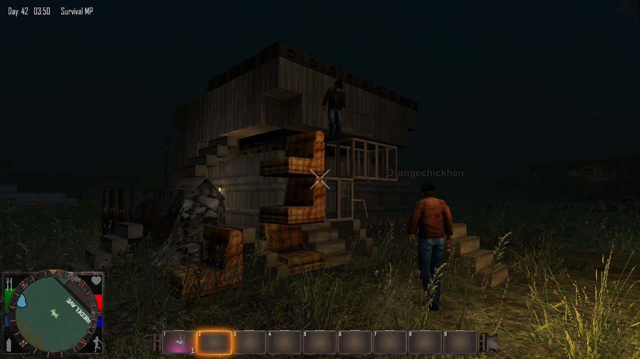 7 days to die karen k lee for Furniture 7 days to die