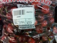 Cherries for $23.19