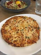 La Pizz (Mediocre Italian food)