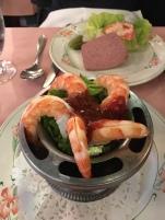 Restaurant Parmesan (a mediocre Italian restaurant. Do not recommend)